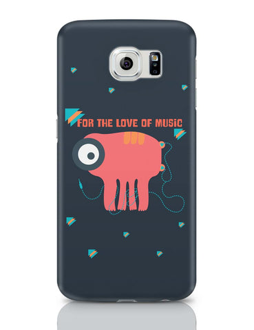 Samsung Galaxy S6 Covers | Music Monster Samsung Galaxy S6 Case Covers Online India