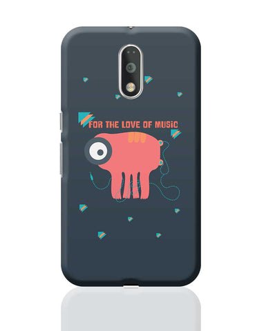Music Monster  Moto G4 Plus Online India