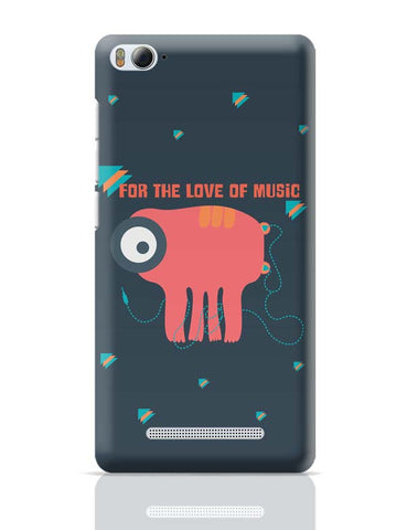 Xiaomi Mi 4i Covers | Music Monster Xiaomi Mi 4i Case Cover Online India