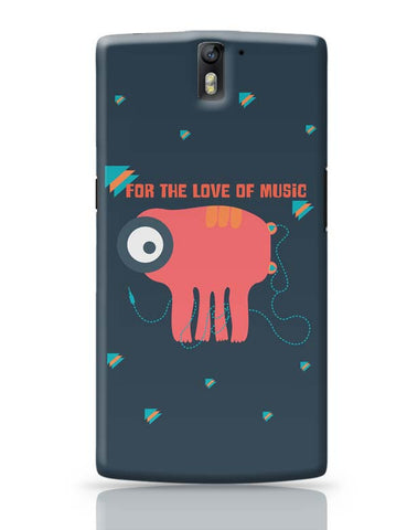 OnePlus One Covers | Music Monster OnePlus One Case Cover Online India