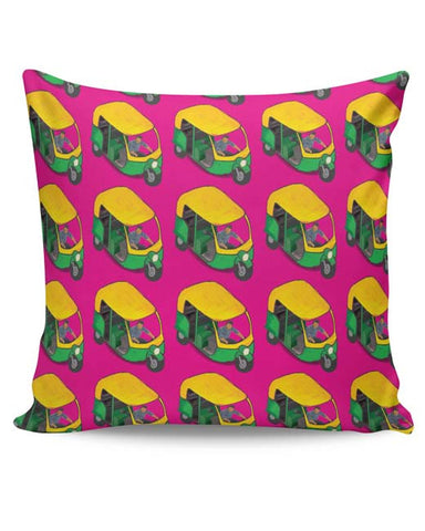 PosterGuy | Kitsch Auto Wala Cushion Cover Online India