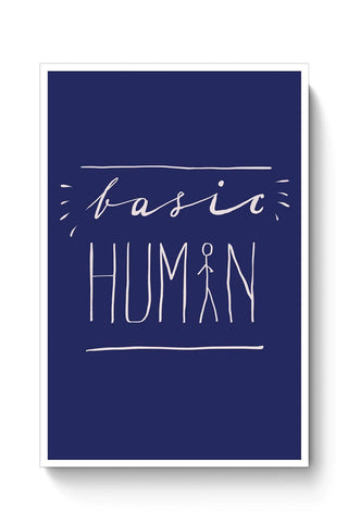 Basic Human Poster Online India