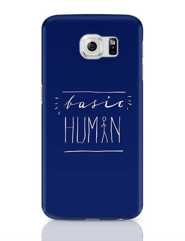 Basic Human Samsung Galaxy S6 Covers Cases Online India