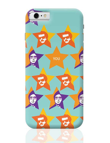 amitabh_Rajnikanth iPhone 6 / 6S Covers Cases