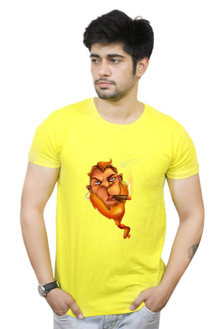 Buy Funny T-Shirts Online India | Don Corleone Pop Art T-Shirt Funky, Cool, T-Shirts | PosterGuy.in