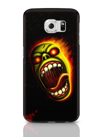 Samsung Galaxy S6 Covers & Cases | Furious Character Fire Samsung Galaxy S6 Covers & Cases Online India