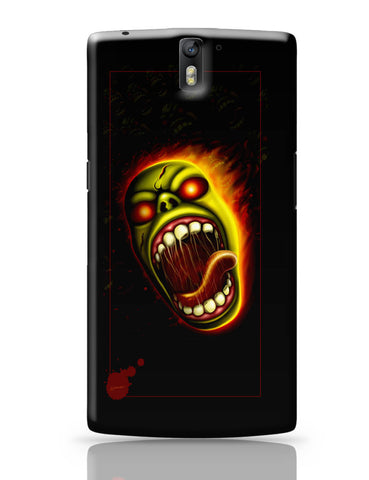 OnePlus One Covers | Furious Character Fire OnePlus One Cover Online India