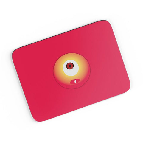 Cute Eye Art Illustration A4 Mousepad Online India