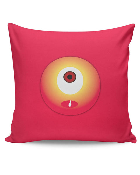 PosterGuy | Cute Eye Art Illustration Cushion Cover Online India