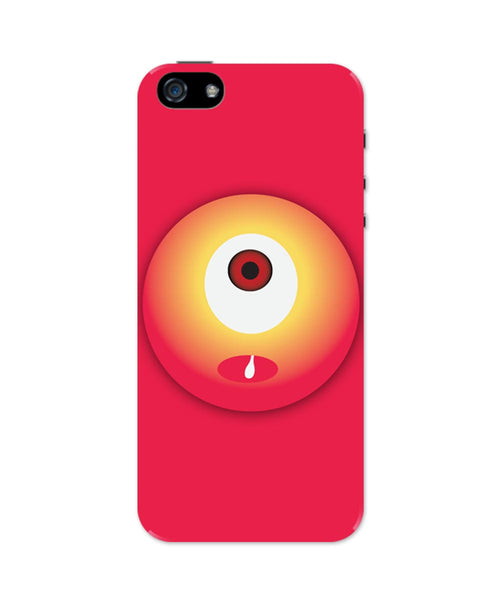 iPhone 5 / 5S Cases & Covers | Cute Eye Art Illustration iPhone 5 / 5S Case Online India