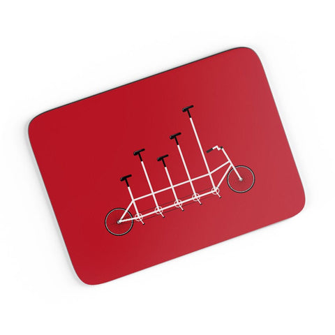 Cycle Graph Art Illustration A4 Mousepad Online India