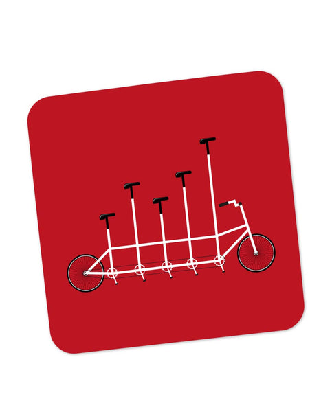 Buy Coasters Online | Cycle Graph Art Illustration Coaster Online India | PosterGuy.in