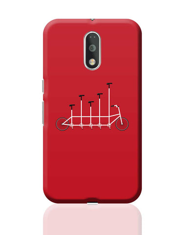 Cycle Graph Art Illustration Moto G4 Plus Online India