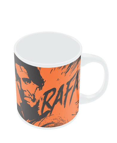 Coffee Mugs Online | Rafael Nadal Pop Art Mug Online India