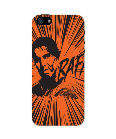 iPhone 5 / 5S Cases & Covers | Rafael Nadal Pop Art iPhone 5 / 5S Case Online India