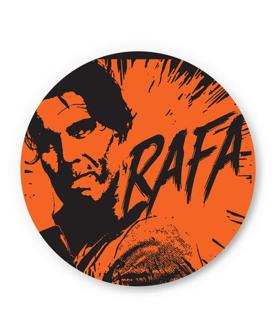 PosterGuy | Rafael Nadal Pop Art Fridge Magnet Online India by Ravi Pal