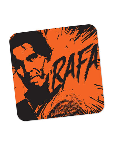 Buy Coasters Online | Rafael Nadal Pop Art Coaster Online India | PosterGuy.in
