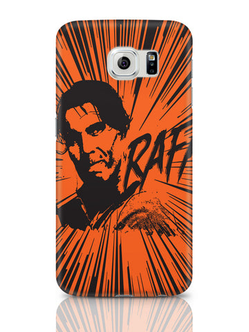 Samsung Galaxy S6 Covers & Cases | Rafael Nadal Pop Art Samsung Galaxy S6 Covers & Cases Online India