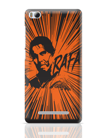 Xiaomi Mi 4i Covers | Rafael Nadal Pop Art Xiaomi Mi 4i Cover Online India