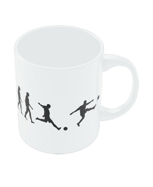 FIFA Worldcup 2014 Evolution of Football Mug