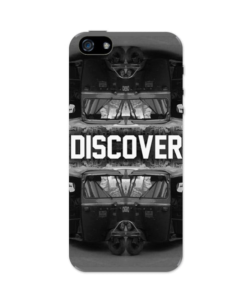 iPhone 5 / 5S Cases & Covers | Discover Photographic Illustration iPhone 5 / 5S Case Online India