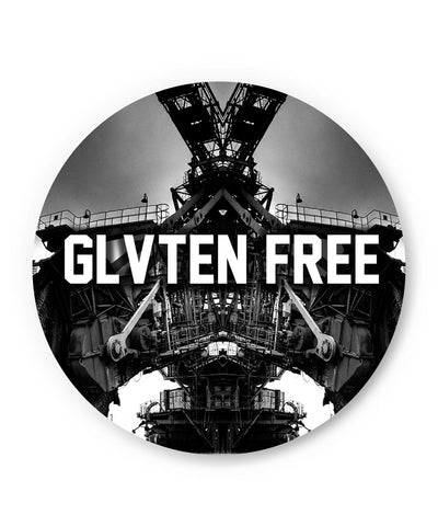 PosterGuy | GLVTEN FREE Photographic Illustration Fridge Magnet Online India by Aditya Mehrotra