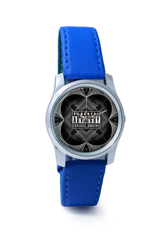 Women Wrist Watch India | Parental Advisory Explicit Content Wrist Watch Online India