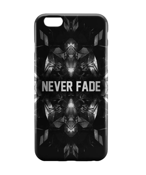 iPhone 6 Cases | Never Fade | Motivational Illustration iPhone 6 Case Online India