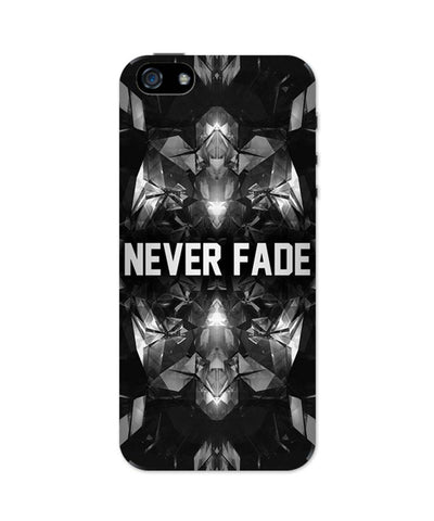 iPhone 5 / 5S Cases & Covers | Never Fade Illustration iPhone 5 / 5S Case Online India