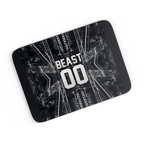 Beast 00 | Mode Active  A4 Mousepad Online India