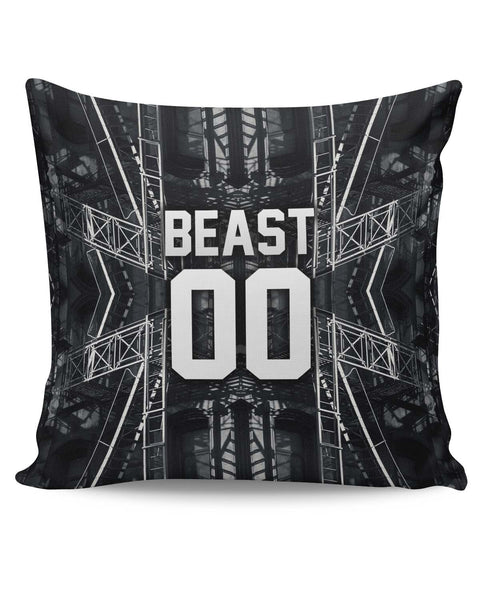 PosterGuy | Beast 00 | Mode Active Cushion Cover Online India