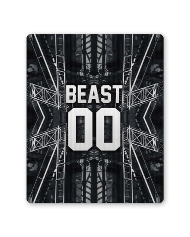 Buy Mousepads Online India | Beast 00 | Mode Active Mouse Pad Online India