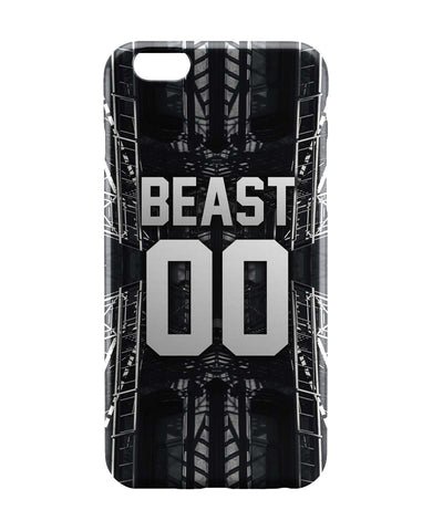 iPhone 6 Cases | Beast 00 | Mode Active iPhone 6 Case Online India