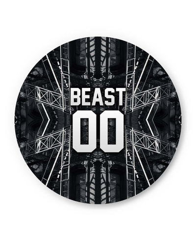 PosterGuy | Beast 00 | Mode Active Fridge Magnet Online India by Aditya Mehrotra