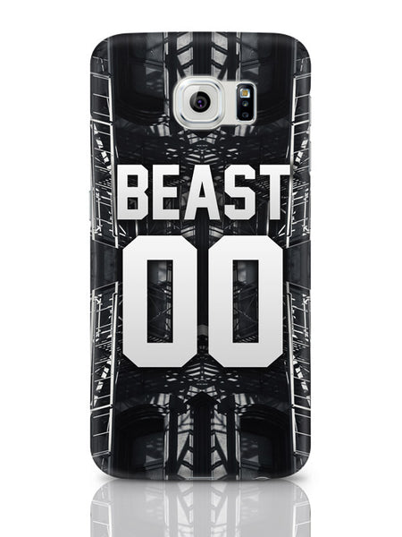 Samsung Galaxy S6 Covers & Cases | Beast 00 | Mode Active Samsung Galaxy S6 Covers & Cases Online India