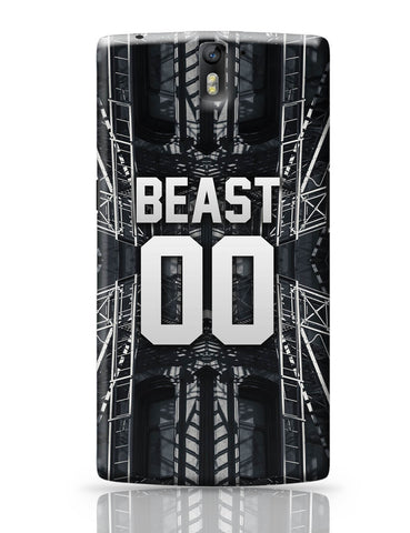 OnePlus One Covers | Beast 00 | Mode Active OnePlus One Cover Online India