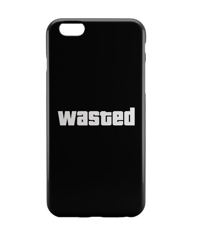 iPhone 6 Cases | Wasted Demotivational Quote iPhone 6 Case Online India