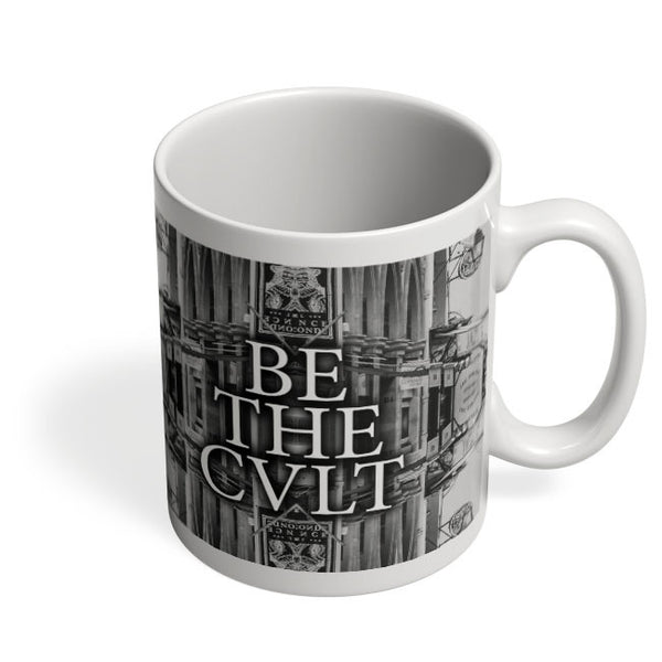Coffee Mugs Online | Be The Cvlt Mug Online India