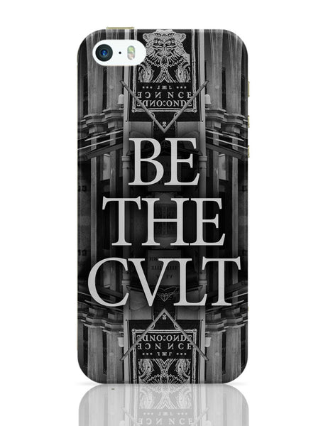 iPhone 5 / 5S Cases & Covers | Be The Cvlt iPhone 5 / 5S Case Online India