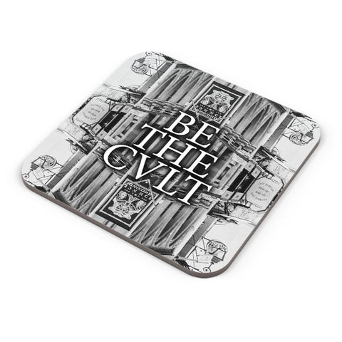 Buy Coasters Online | Be The Cvlt Coaster Online India | PosterGuy.in