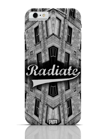 iPhone 6 Covers & Cases | Radiate Graphic Illustration iPhone 6 Case Online India
