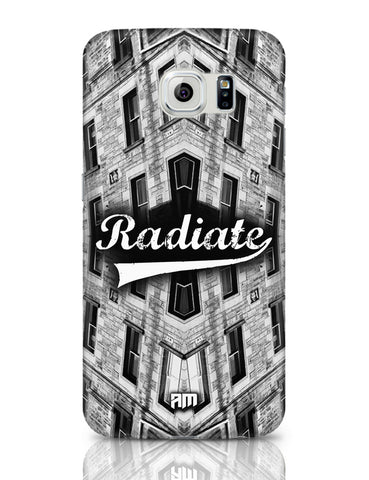 Samsung Galaxy S6 Covers | Radiate Graphic Illustration Samsung Galaxy S6 Covers Online India