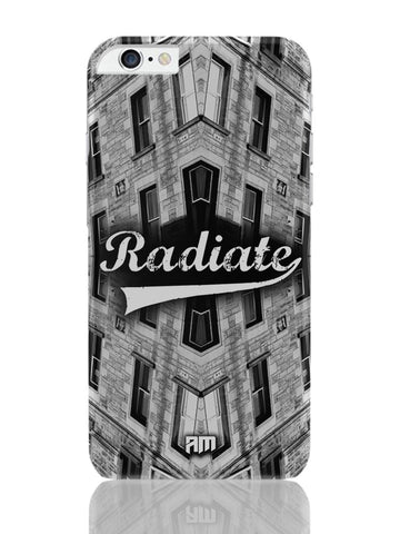 iPhone 6 Plus/iPhone 6S Plus Covers | Radiate Graphic Illustration iPhone 6 Plus / 6S Plus Covers Online India