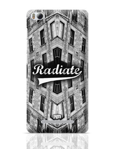 Xiaomi Mi 4i Covers | Radiate Graphic Illustration Xiaomi Mi 4i Cover Online India