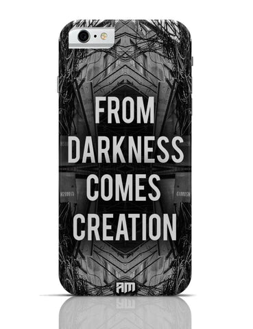 iPhone 6 Covers & Cases | Darkness Graphic Illustration iPhone 6 Case Online India