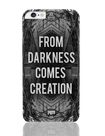 iPhone 6 Plus/iPhone 6S Plus Covers | Darkness Graphic Illustration iPhone 6 Plus / 6S Plus Covers Online India