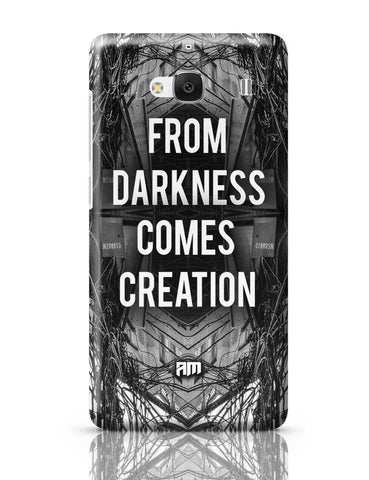 Xiaomi Redmi 2 / Redmi 2 Prime Cover| Darkness Graphic Illustration Redmi 2 / Redmi 2 Prime Cover Online India