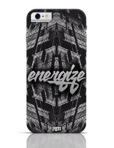 iPhone 6 Covers & Cases | Energize Motivational Illustration iPhone 6 Case Online India