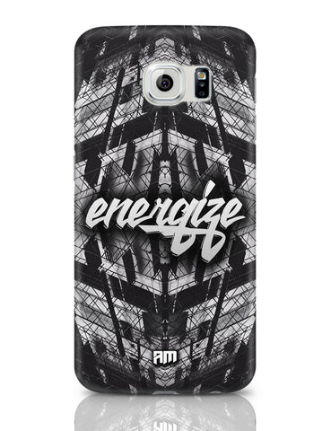 Samsung Galaxy S6 Covers | Energize Motivational Illustration Samsung Galaxy S6 Covers Online India