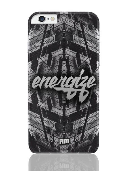 iPhone 6 Plus/iPhone 6S Plus Covers | Energize Motivational Illustration iPhone 6 Plus / 6S Plus Covers Online India
